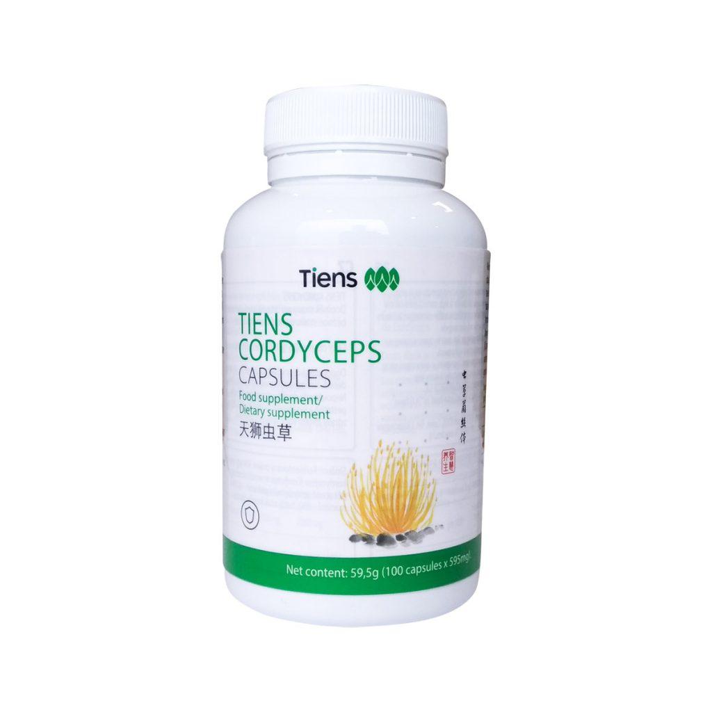 CORDYCEPS , Kordyceps – Sklep Tiens