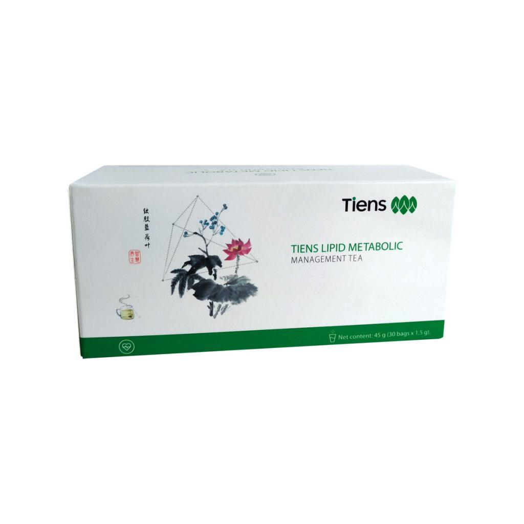 Herbata antylipidowa Tiens chińska mieszanka herbat