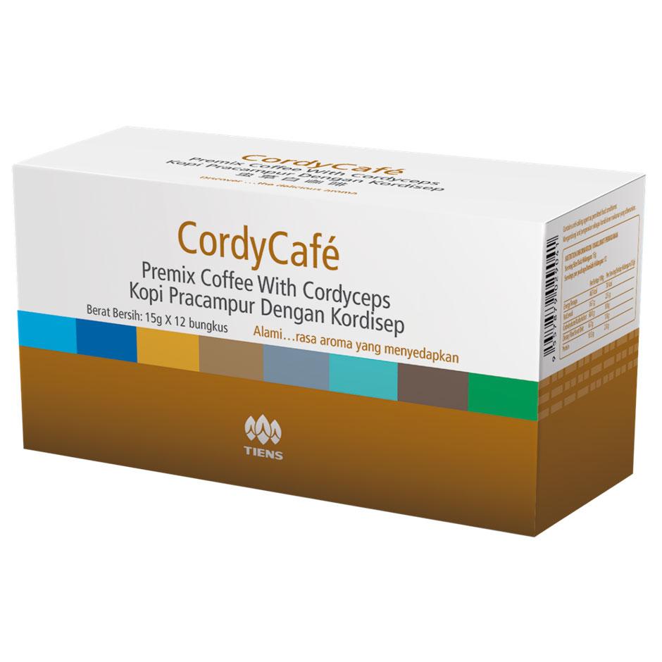 CordyCafe – kawa z cordycepsem
